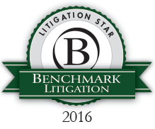 Benchmark Litigation 2016