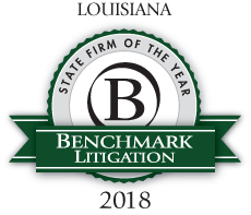 Benchmark 2018 Award Winner