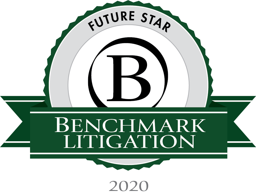 Benchmark Litigation 2020 - Future Star