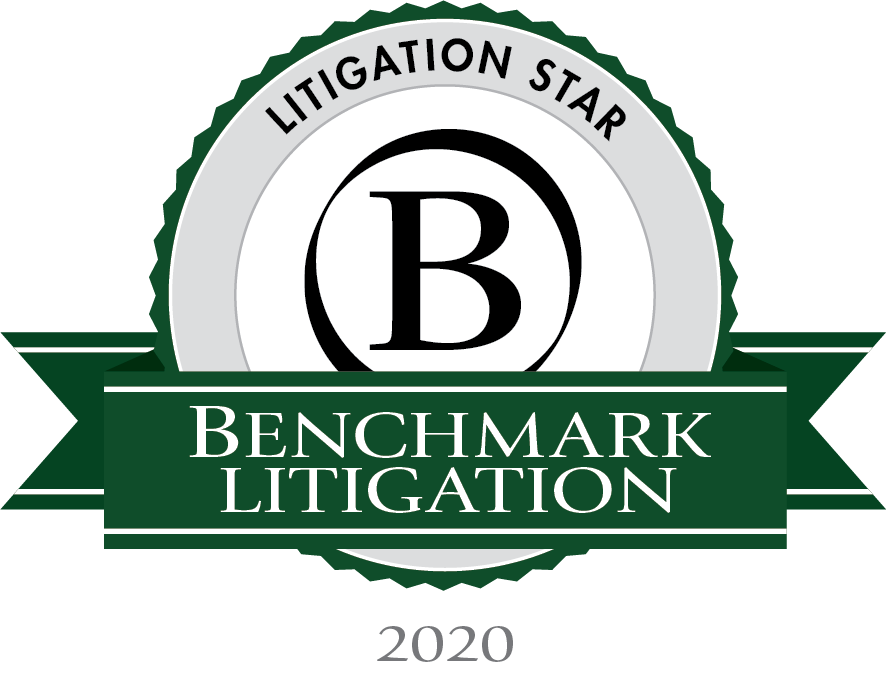 Benchmark Litigation 2020 - Litigation Star