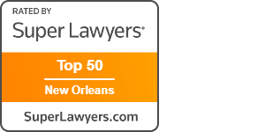 Super Lawyers 2020 - Steve Kupperman To 50 in New Orleans