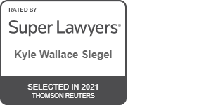 Super Lawyers Rising Stars - Kyle Siegel